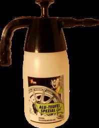 Druckspeicher-Pumpflasche